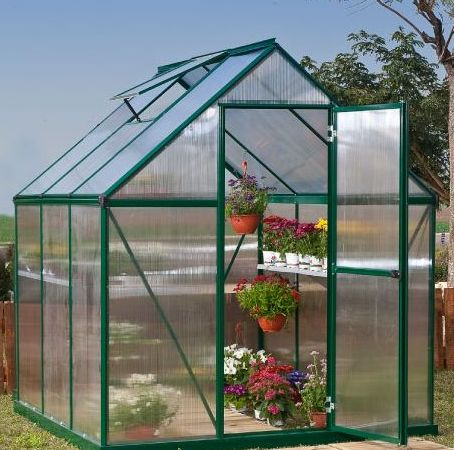 Nature Go Green Greenhouse - 6 x 6