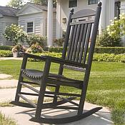 Jefferson Rocker <br>Recycled Plastic