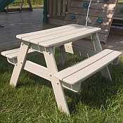 Kid Picnic Table<br>Recycled Plastic