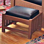 Deep Seating Mission Ottoman