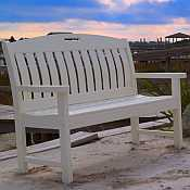 Nautical Bench - 48in or 60in