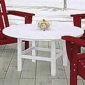 38 Inch Round Conversation Table RCT38