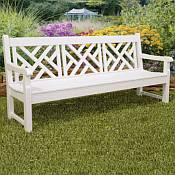 Rockford 72in Chip Garden Bench