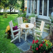 Adirondack Outdoor Furniture Sets
