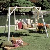 American Garden Swing - 4ft