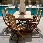 The Royal Teak Collection