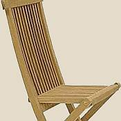 Java Folding Chair