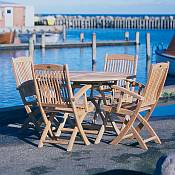Sailor Folding Table and Chair Set