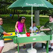 Solid HDPE Sandbox Kits