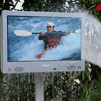 Outdoor, Weatherproof Televisions