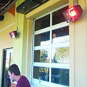 All Weather Infrared Patio Heater