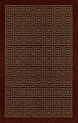 Terrace  Collection Outdoor Rug - Ansley - Red