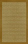 Terrace  Collection Outdoor Rug - Ansley - Wheat