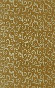 Terrace  Collection Outdoor Rug - Garden District - Wheat
