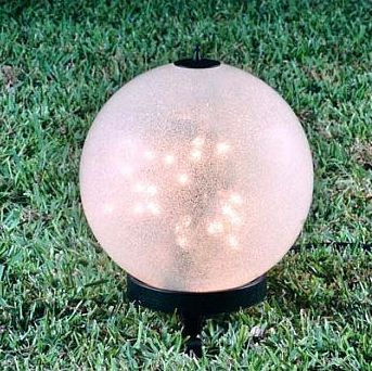 Luna Sparkle Patio Lantern - Small