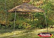 Realtree Genuine Hardwood&reg Outdoor Canopy