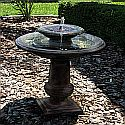 Chatsworth 2 Tier Bird Bath
