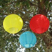 Chinese Solar Lanterns