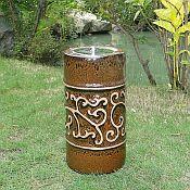 Etruscan Ceramic Firepot