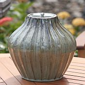 Prometheus Ceramic Patio Firepot