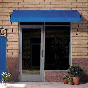 8ft. Designer Retractable Window Awnings