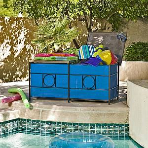 Contemporary Outdoor Storage Boxes