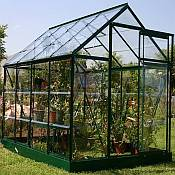GreenLine 6x8 Greenhouse