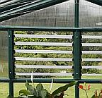 Rion Greenhouse Louver Window