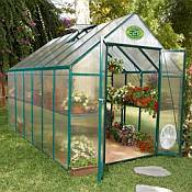 EasyGrow Greenhouse 6ft x 8ft