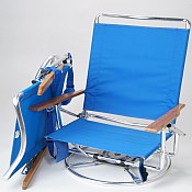 Swivel Beach Chair