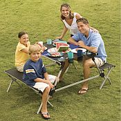 Portable Outdoor Folding Picnic Table