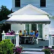 SunSetter Motorized Retractable Awnings 18ft