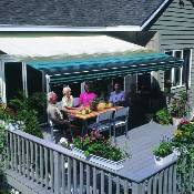 SunSetter Motorized Pro Awnings