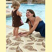 Outdoor Rugs made with DuraCord - Cottage Court
