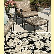 Outdoor Rugs made with DuraCord&reg - Savannah Neutral