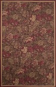 Capri Everywear™ Rug Tapestry Red