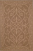 Patio Everywear� Rug  Wrought Iron Oatmeal