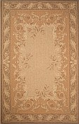 Patio Everywear� Rug  Aubusson Ivory