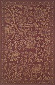 Patio Everywear™ Rug  Floral Red