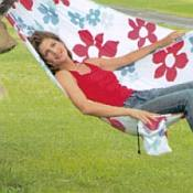 Jams Parachute Nylon Hammocks