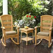 Portside Plantation Rocker 3 Pc. Set