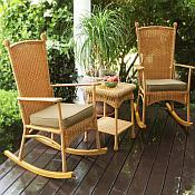 Portside Classic Rocker 3Pc. Set
