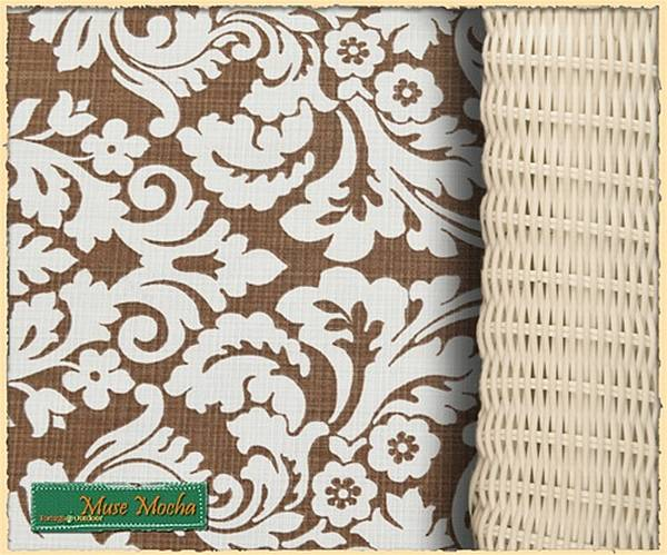 Coastal White Portside Set Cushion Patterns