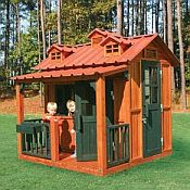 Breckenridge Outdoor Playhouse