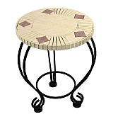 Mosaic Ceramic Tile Table