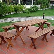 Omaha Outdoor Dining Set