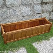 36in Teak Window Box