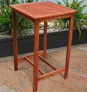 Dartmoor Teak Bar Table