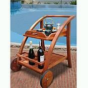 Taxa Serving Cart