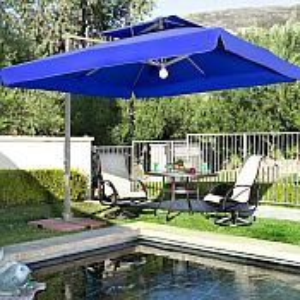 Portofino Pro Offset Umbrella - UPA333X